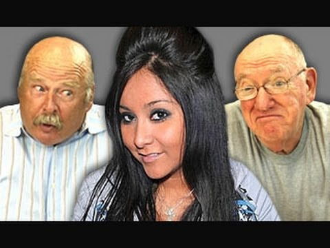 ELDERS REACT TO JERSEY SHORE