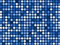 Flashing Circles - Blue