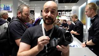 Tamron 15-30mm f/2.8 VC G2 Hands On (Photokina 2018)