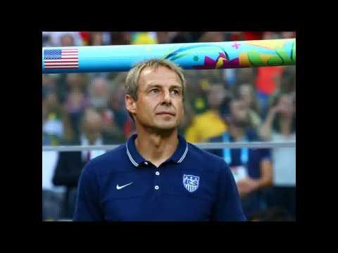 US Men's National Team coach Jurgen Klinsmann tweets 'Go Germany Go!!'