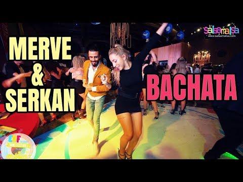 Social Bachata Dance | Merve - Serkan | EDF-2018