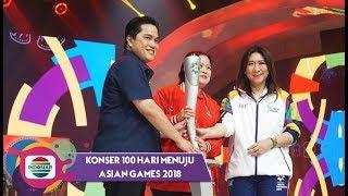 Launching Torch Asian Games 2018