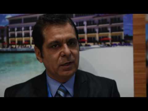 WTM 2016: Utkarsh Faujdar, general manager, Hulhule Island Hotel, Maldives