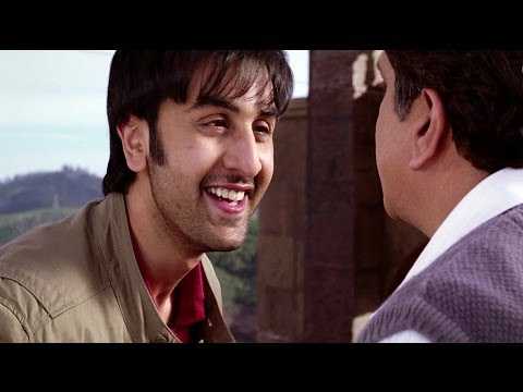 Ranbir Kapoor - Hopeless & Homeless | Ajab Prem Ki Ghazab Kahani Movie Scene video