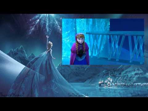 {Frozen Spanish Fandub} ❅Elsa's Ice Castle/ El castillo de Elsa ❅