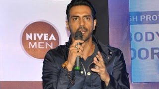 Arjun Rampal: Dharmendra is a most Handsome Actor | Nivea Men Deodorizer Launch