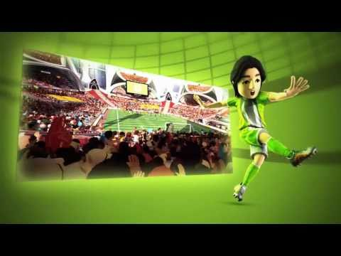 Kinect Sports - Intro Trailer