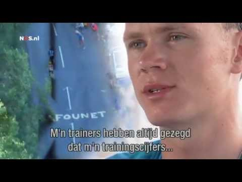 NOS Coverage of Chris Froome prior to Tour de France 2013