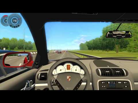 Porsche Cayenne Turbo S [3D Instructor 2.2.7]