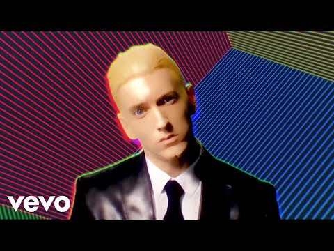 Eminem - Rap God Explicit Official Video