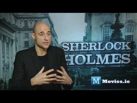 Mark Strong Interview - star of Sherlock Holmes, Kick-Ass, Robin Hood & Eagle Of The Ninth