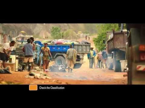 Trash (2014) - Official Trailer (HD)