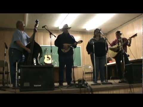 Road Apple Ridge - Honky Tonk Angels - Utica Pa Bluegrass Video