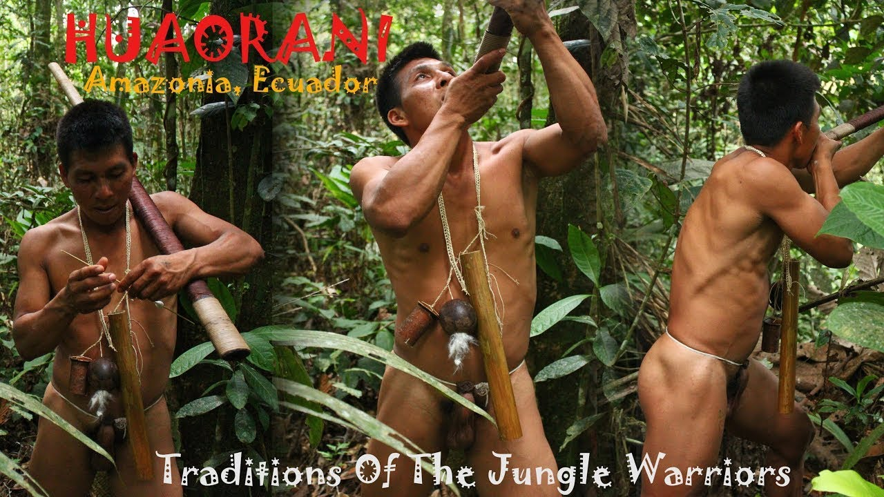 Jungle warrior movie xxx porn comic