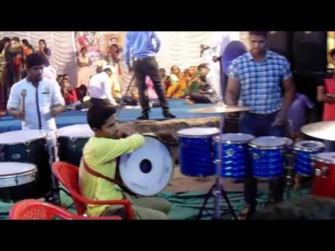 ganesha song - ekdantay vakratundaya song on benjo by kanifnath beats