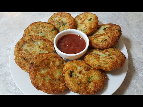 """""""Potato Cheese Cutlets with a Twist"""" by AussiePak FoodHub"""""""