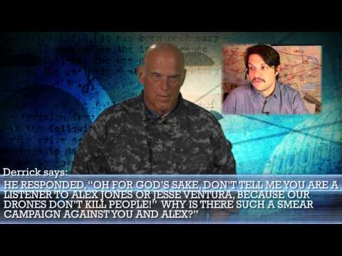 #AskJesse: Dick Cheney, Drones & Religious Welfare | Jesse Ventura Off The Grid - Ora TV