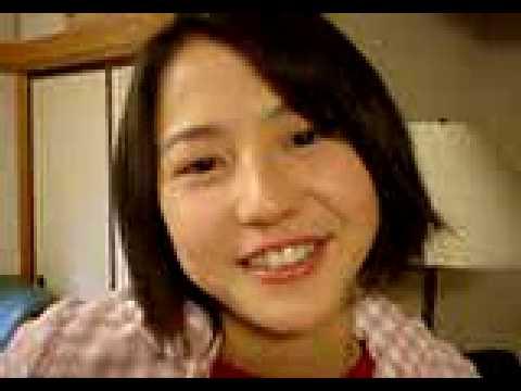 長澤まさみの2001年の頃のお宝映像
