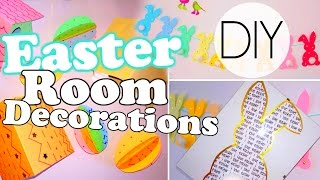 DIY Easter Room Decorations!