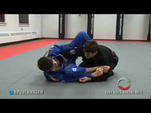 Triangle from Butterfly Guard - Jiu Jitsu in Denville, Rockaway, Morris County NJ Image 1