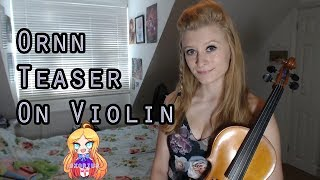 Ornn Teaser | League of Legends | Violin