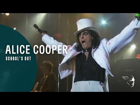 Alice Cooper - School's Out (Live)