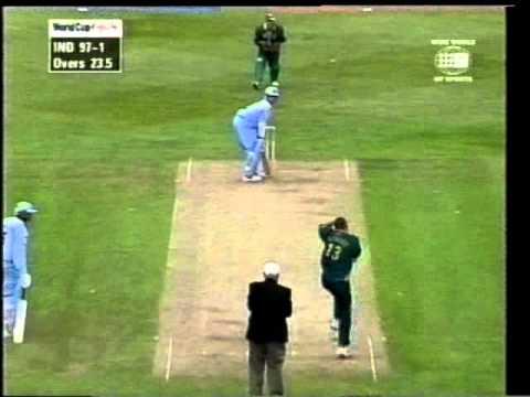Sourav Ganguly 97 vs South Africa 1999