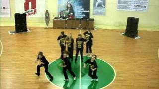 P.L.U.R. Dance Company on TVER STREET JAM 2011 WINNERS