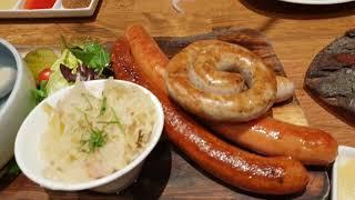 Brotzeit Singapore : bia, xúc xích và đặc sản Đức chẳng thể xoa dịu nỗi buồn thua cuộc