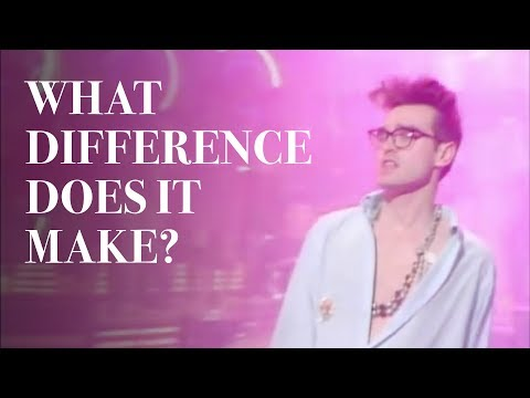 Smiths - What Difference Does It Make