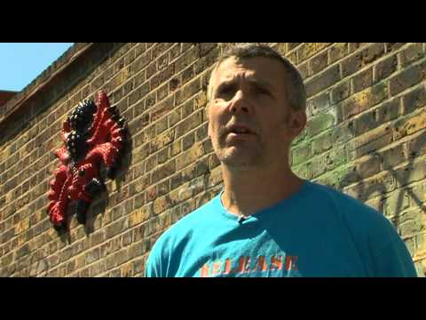 Street Art: London 2012 - BBC World News