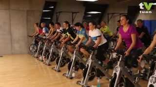 Tuan.TV: Movember Indoor Cycling Tuan Club
