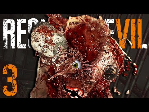 DADDY'S TRUE FORM!! | Resident Evil 7 - Part 3 thumbnail