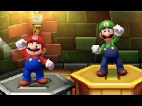 Mario Party Star Rush - Best Minigames (Compilation)