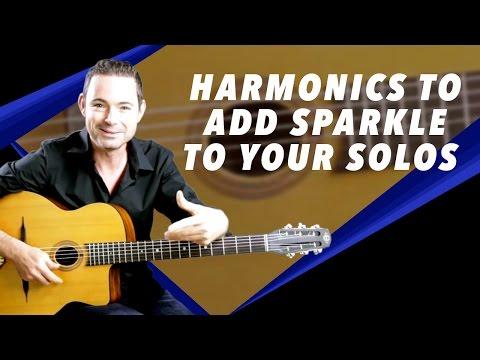 Harmonics To Add Sparkle To Your Solos - Gypsy Jazz Guitar Secrets