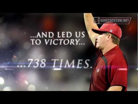 Opening Day Tribute to Ray Tanner - 2013 South Carolina Baseball