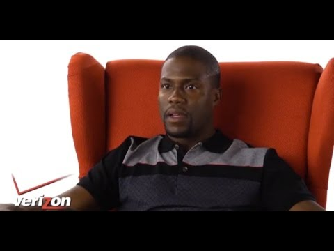 Verizon Wireless - Comedian Kevin Hart Explains His Favorite Apps on Youtube