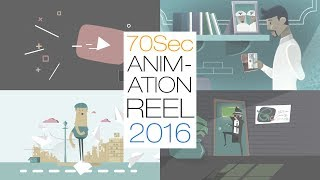 YT -  70Seconds Animation REEL -  2016