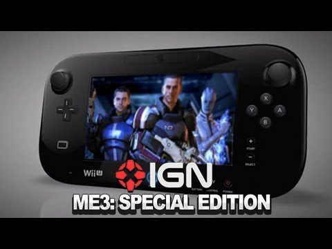 Wii U: Mass Effect 3: Special Edition - Developer Commentary