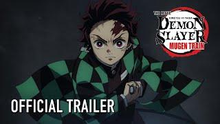 Demon Slayer -Kimetsu no Yaiba- The Movie: Mugen Train In Theaters April 23 + On Digital June 22