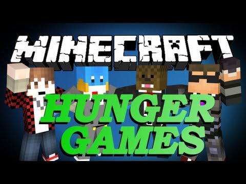 SPECIAL 2 VS 2 VS 20 Hunger Games w SkyDoesMinecraft BajanCanadian and HuskyMudkipz