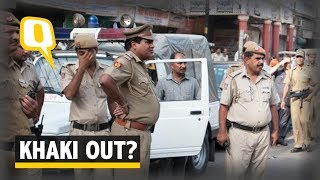 Cops to Get New Uniform, Say Khaki Too Uncomfortable in Summers - The Quint