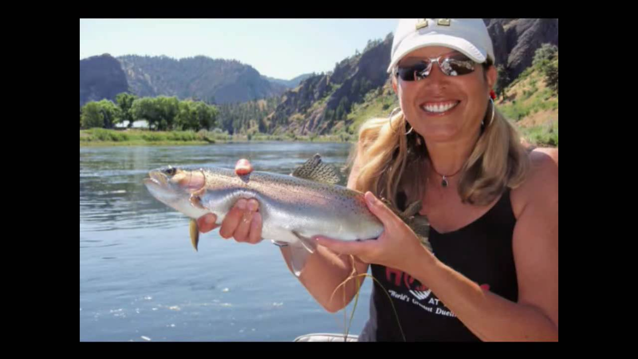 Montana fly fishing video youtube for Montana out of state fishing license
