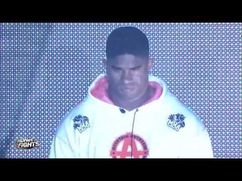 Amazing fight (Alistair Overeem vs. Mark Hunt - Dream 5)