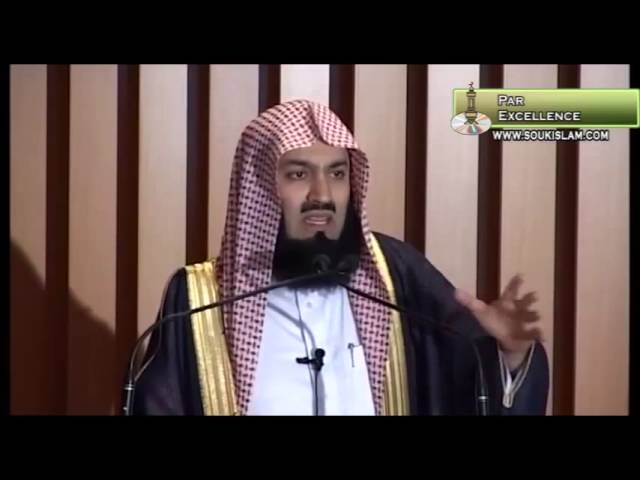 Mufti Menk - Religion and Work