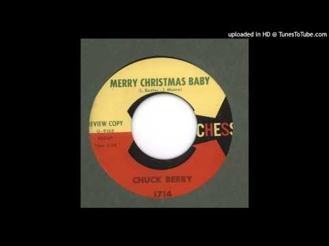 Chuck Berry - Merry Christmas Baby