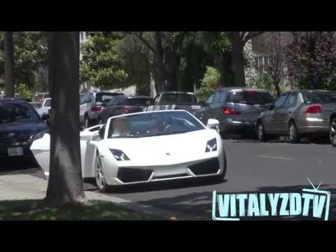 Picking Up Girls In A Lamborghini Without Talking!