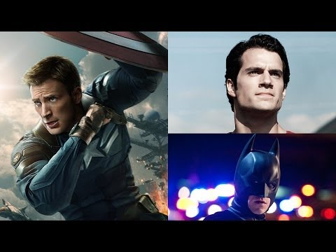 CAPTAIN AMERICA 3 & BATMAN/SUPERMAN To Go Head-To-Head?