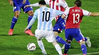 Lionel Messi ● Top 10 Nutmegs / Panna Skills Ever  ► Argentina ||HD||
