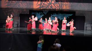 International Festival 2014 - Bangladeshi Children (Group) Dance - NC